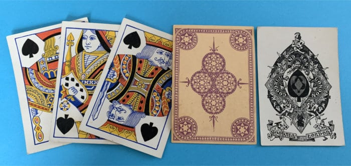 Goodall Playing Cards