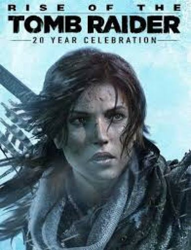 Rise of the Tomb Raider 20 Year Celebration Latest Version PC Game Free Download