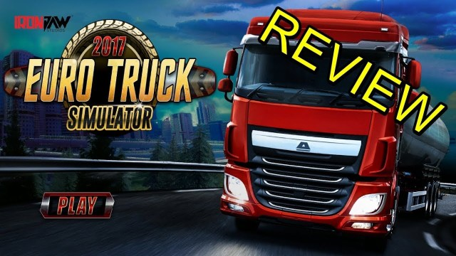 Euro Truck Simulator 2 Highly Compressed PC Game Free Download