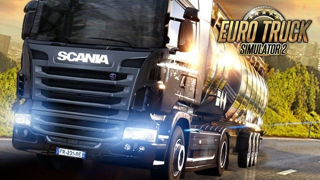 Euro Truck Simulator 2 Full New Version Highly Compressed + Full Crack PC Game For Free Download