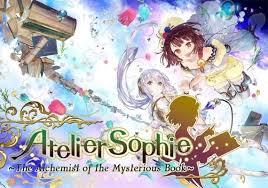 Atelier Sophie The Alchemist Crack