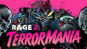 Rage Terrormania Crack