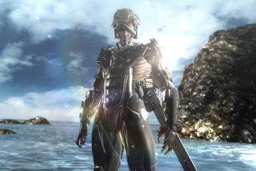Metal Gear Rising: Revengeance Raiden
