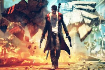 DmC: Devil May Cry nuevo Dante