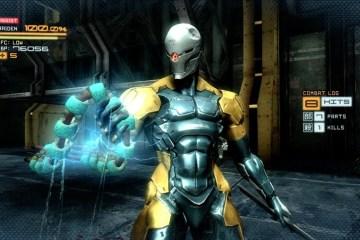 Metal Gear Rising: Revengeance Raiden GrayFox
