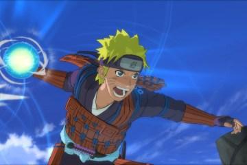 Naruto Traje de Samurai