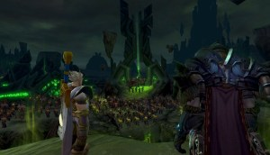 Una nueva aventura os aguarda en World of Warcraft: Legion