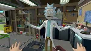 Rick And Morty Virtual Rickality vr vrex   crack
