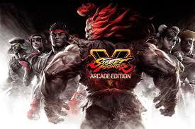 Street Fighter v Arcade  ccrack