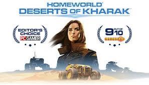 Homeworld Deserts Kharak Crack
