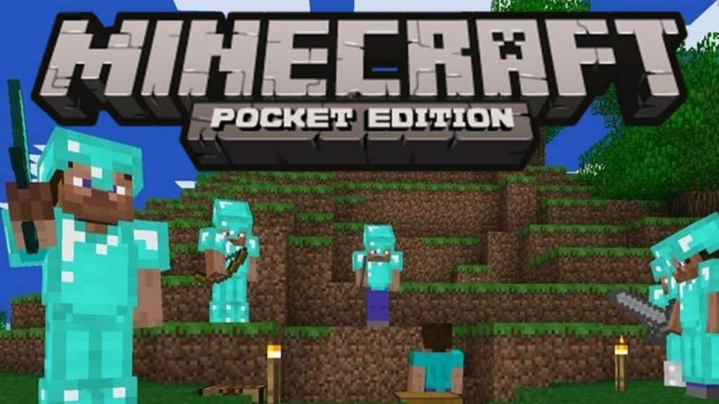 Minecraft pocket edition скачать на пк