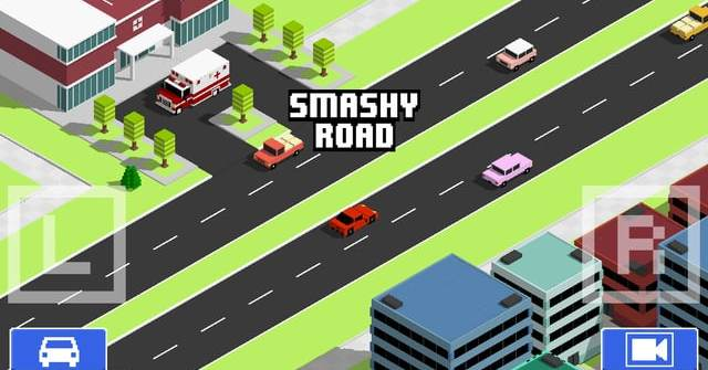 Smashy Road Wanted for pc