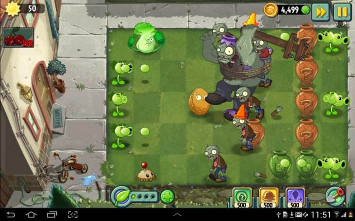 Plants vs Zombies 2 free desktop