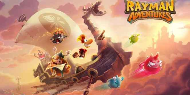 Rayman Adventures for pc free