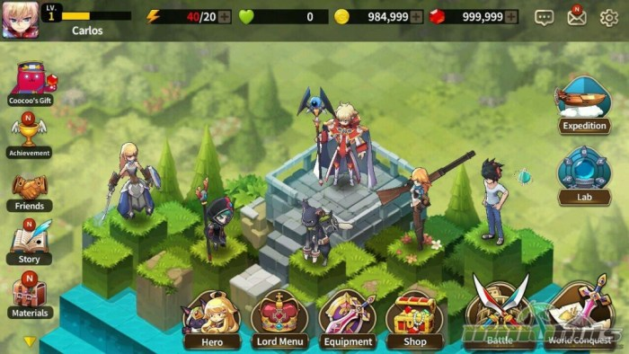 download Fantasy War Tactics free