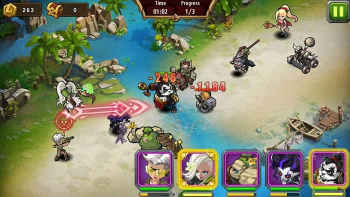 download Magic Rush Heroes windows