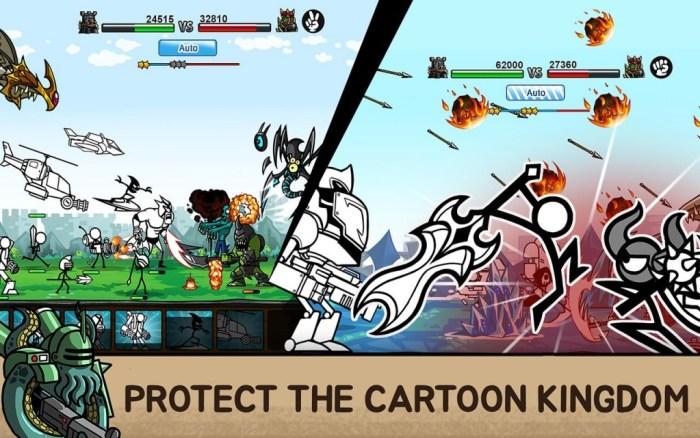 download Cartoon Wars 3 free