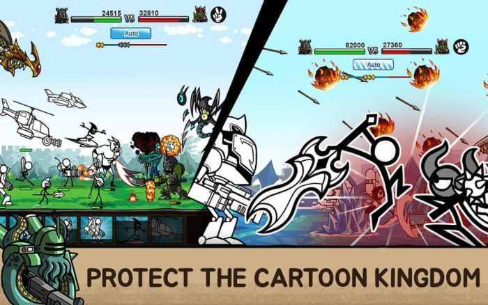 download Cartoon Wars 3 free