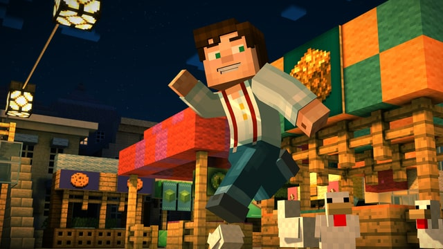 download Minecraft Story Mode free