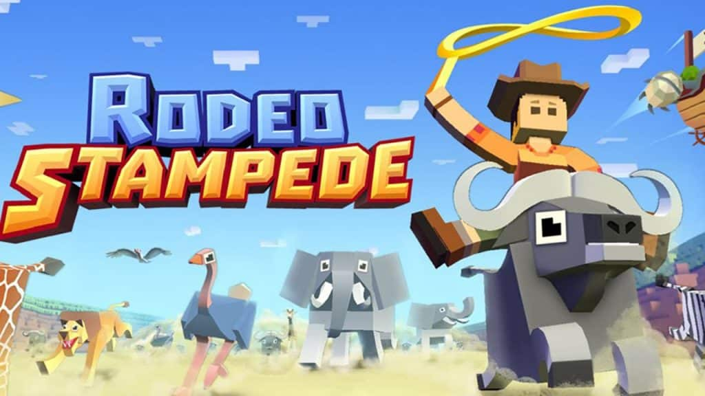 rodeo stampede sur pc