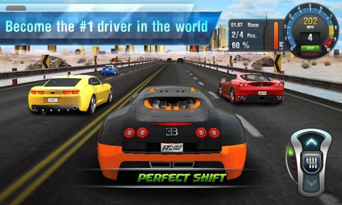 Games Online Car Racing Midnight