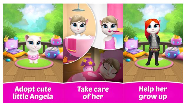 download My Talking Angela free