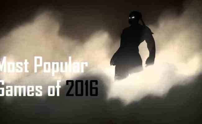 6 Most Popular Mobile Games Of 2016