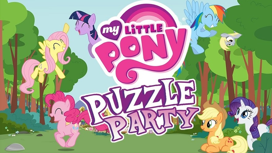 my little pony puzzle party for pc free download