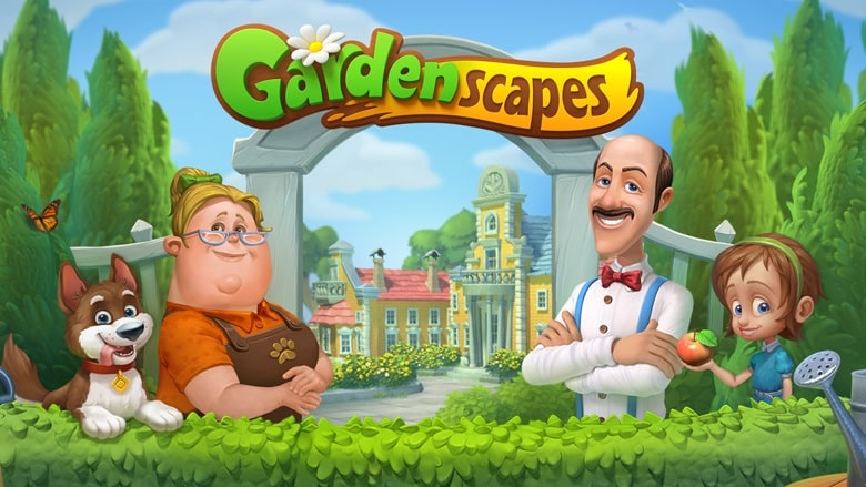 Gardenscapes U2013 New Acres For PC U2013 Free Download