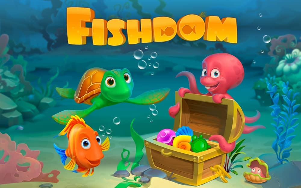 Fishdom for PC – Free Download
