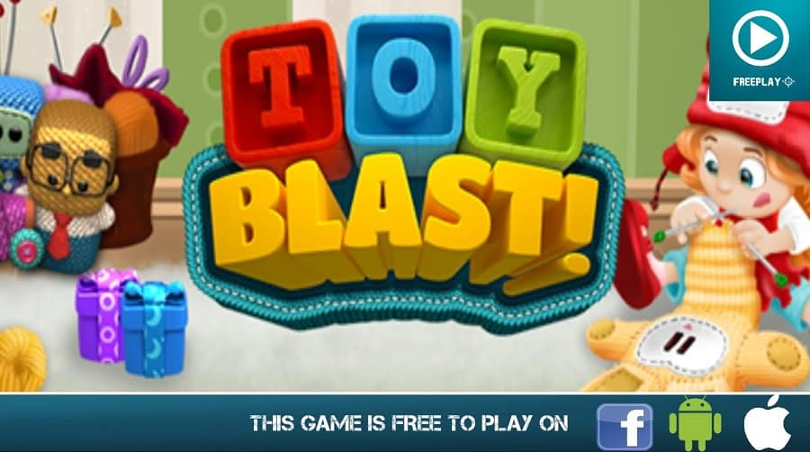 Toy Blast Free Download : Toy blast for pc free download