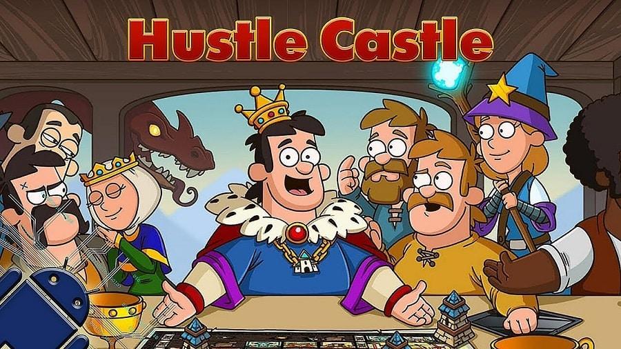 Hustle Castle: Fantasy Kingdom for PC – Free Download