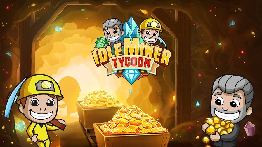 Idle Miner Tycoon Pc