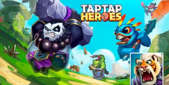 Taptap Heroes for PC (Free Download) | GamesHunters