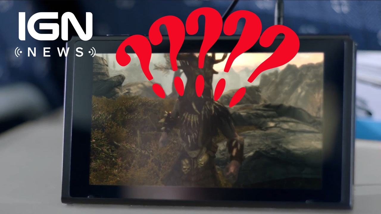 Bethesda Cant Say If Skyrim On Switch Is The Special
