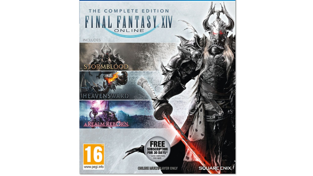 Final Fantasy XIV Online Complete Edition