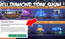 Promo Diamond Mobile Legend Terbaru