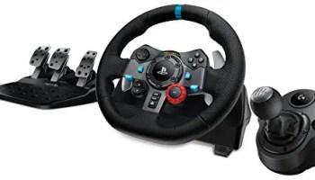 Logitech Racing Wheel G27 Dual-motor Driving Force for