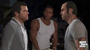 Grand Theft Auto Screen 3