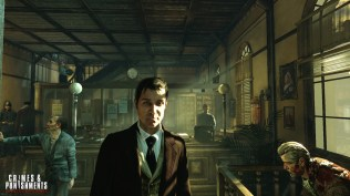 Sherlock Holmes CAP Screen 3