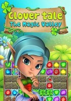 Clover Tale The Magic Valley cover