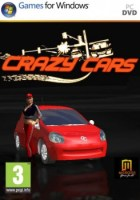 Crazy Cars Hit the Road - Download Game Cover