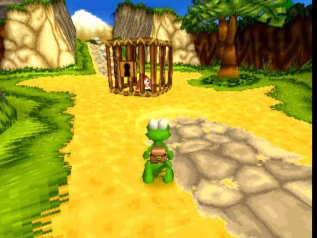 Croc 2 (PC) Game Screen shot 1