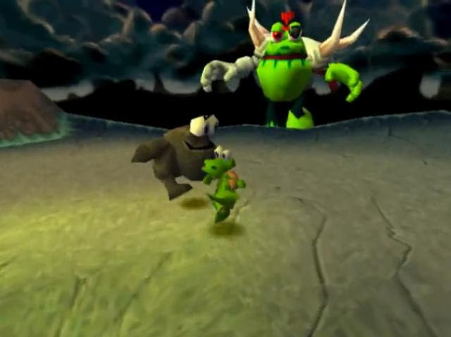 Croc 2 (PC) Game Screen shot 3