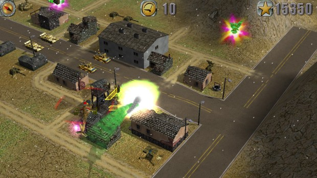 Heli Heroes (PC) Screen Shot 3