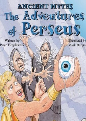 The Adventures of Perseus game cover