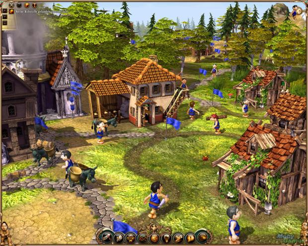 The Settlers 2 Gold Edition (PC) Sreen Shot 1