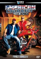 American Chopper pc game cover