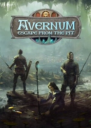 Avernum Escape From the Pit game cover