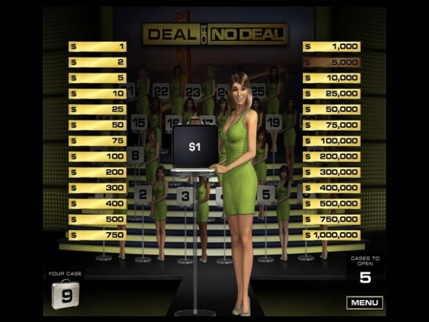 Deal or No Deal full version pc game